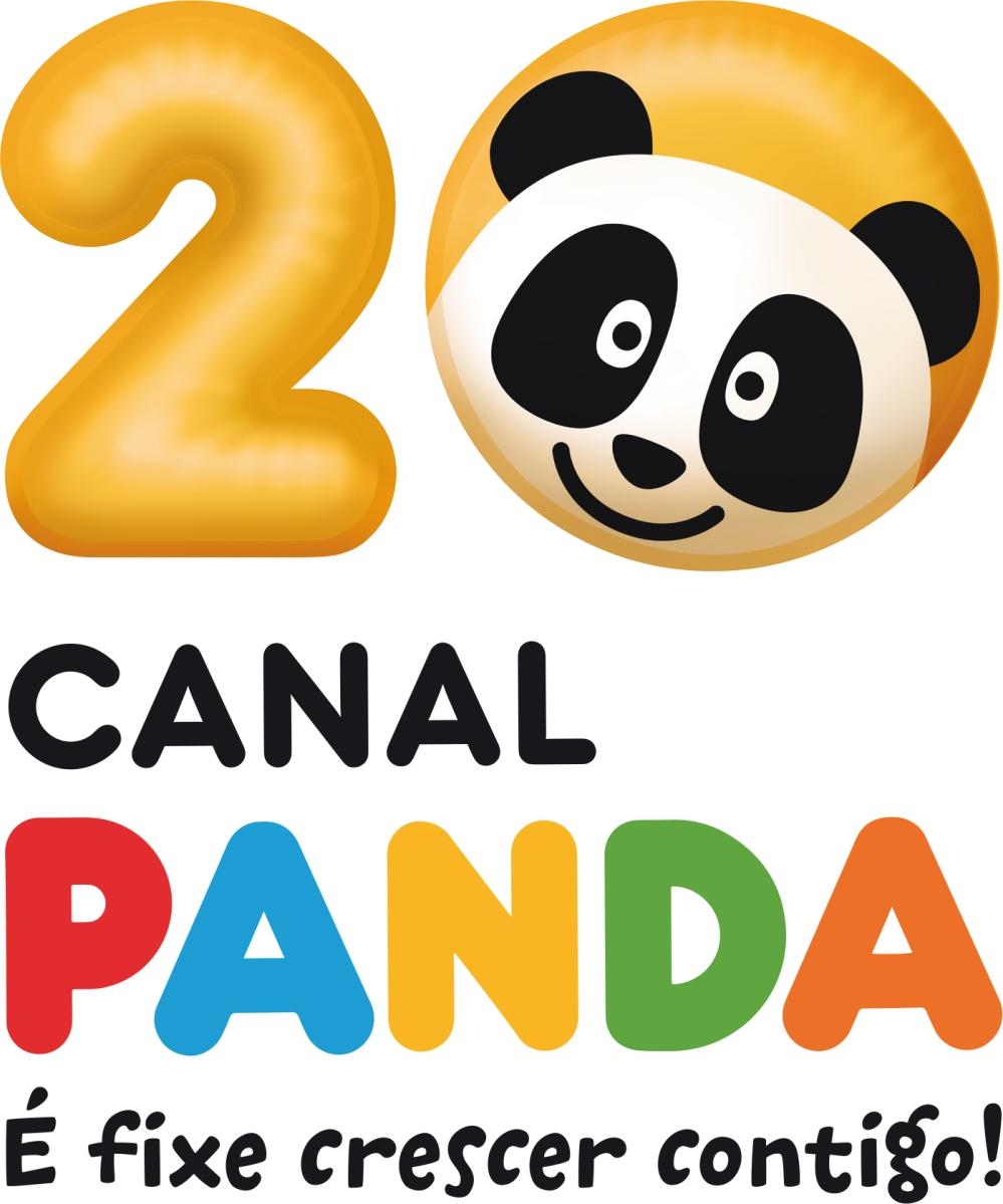 Muitos parabéns para o Canal Panda!
